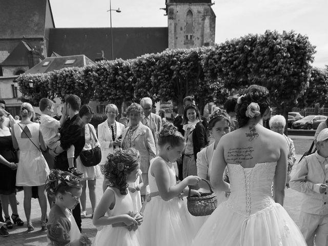 Le mariage de Maxime et Katy à Bourgthéroulde Infreville, Eure 13