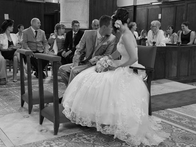 Le mariage de Maxime et Katy à Bourgthéroulde Infreville, Eure 15