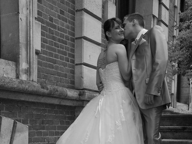 Le mariage de Maxime et Katy à Bourgthéroulde Infreville, Eure 1