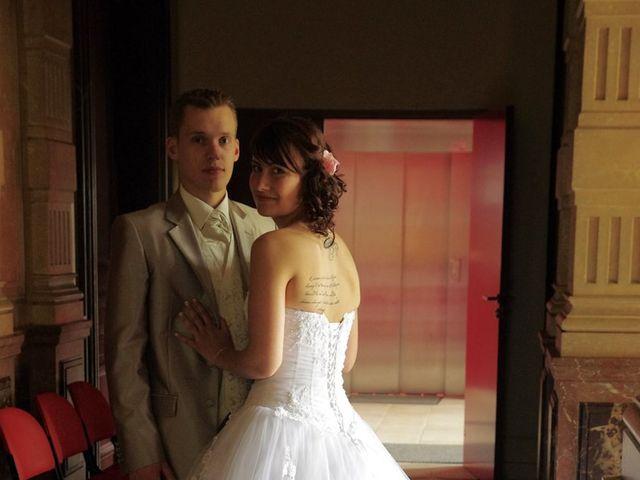 Le mariage de Maxime et Katy à Bourgthéroulde Infreville, Eure 4