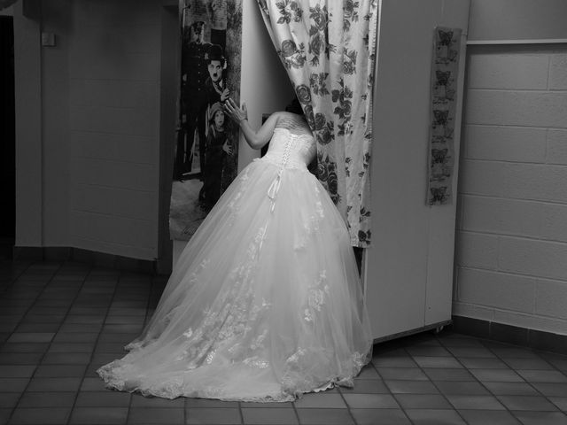 Le mariage de Maxime et Katy à Bourgthéroulde Infreville, Eure 9