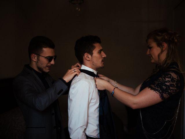 Le mariage de Nicolas et Aline à Rousson, Gard 12
