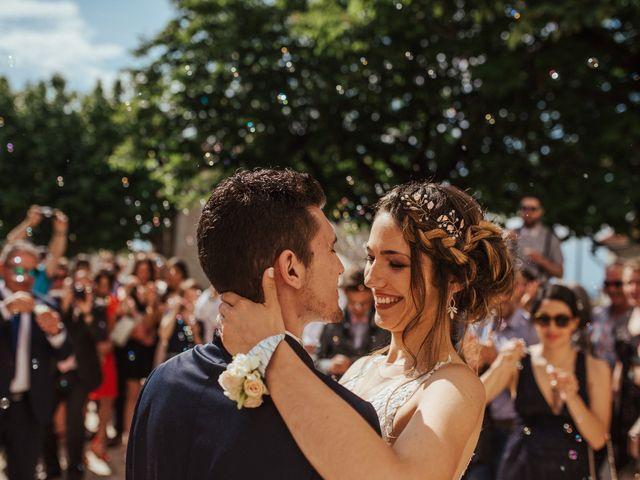 Le mariage de Nicolas et Aline à Rousson, Gard 20