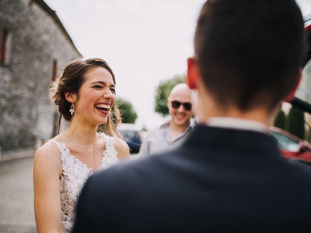 Le mariage de Nicolas et Aline à Rousson, Gard 21
