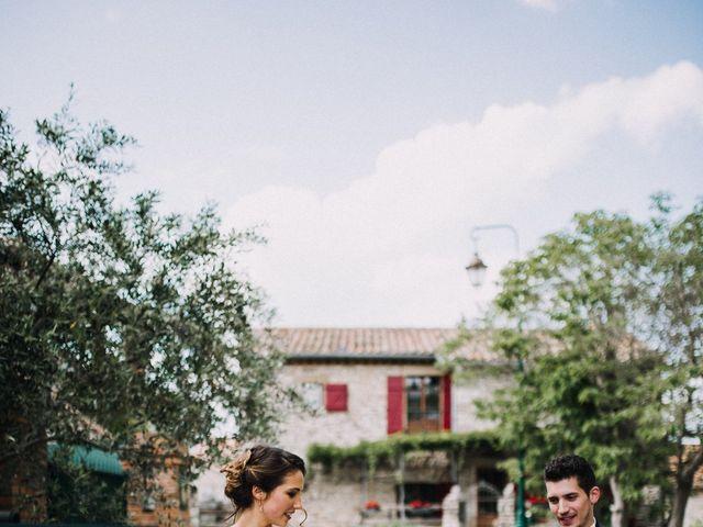 Le mariage de Nicolas et Aline à Rousson, Gard 23
