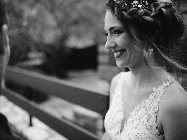 Le mariage de Nicolas et Aline à Rousson, Gard 25