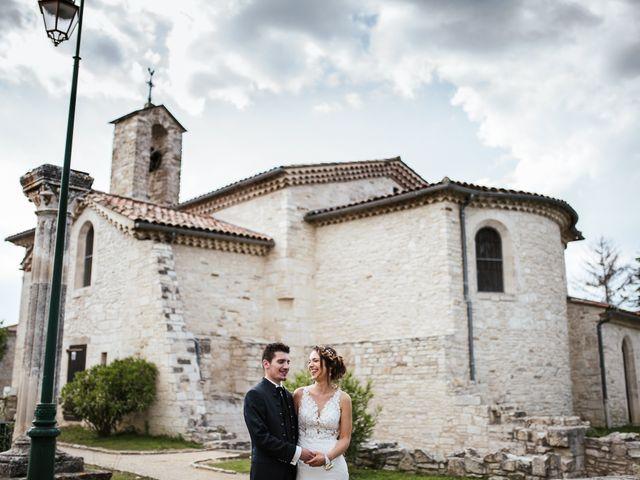 Le mariage de Nicolas et Aline à Rousson, Gard 30