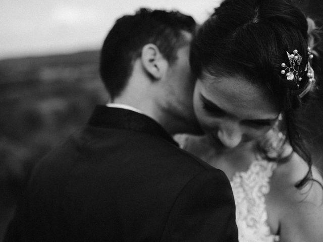 Le mariage de Nicolas et Aline à Rousson, Gard 34