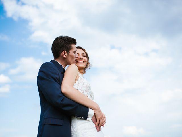 Le mariage de Nicolas et Aline à Rousson, Gard 36