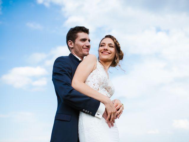 Le mariage de Nicolas et Aline à Rousson, Gard 37