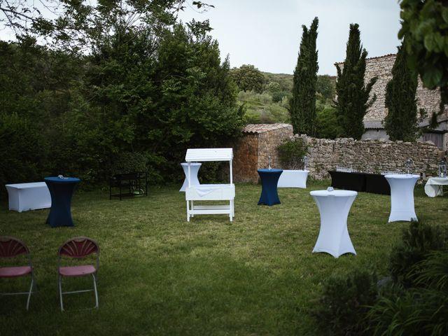 Le mariage de Nicolas et Aline à Rousson, Gard 42