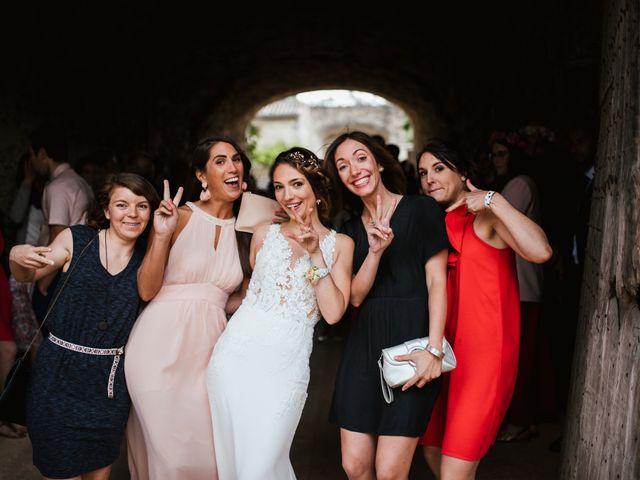 Le mariage de Nicolas et Aline à Rousson, Gard 50