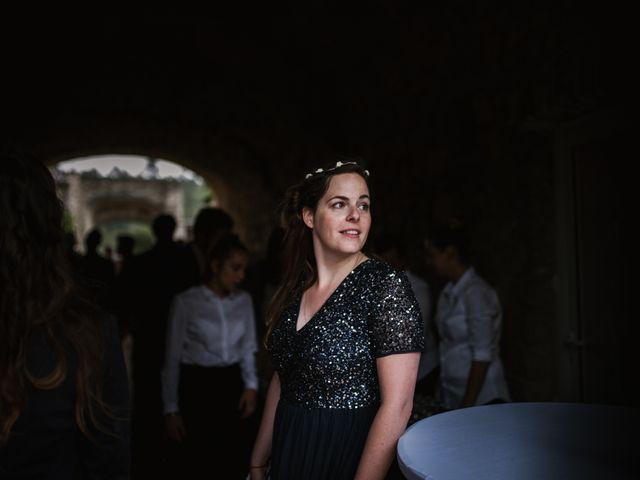 Le mariage de Nicolas et Aline à Rousson, Gard 52