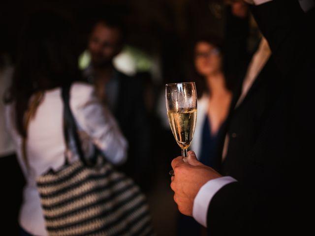 Le mariage de Nicolas et Aline à Rousson, Gard 54