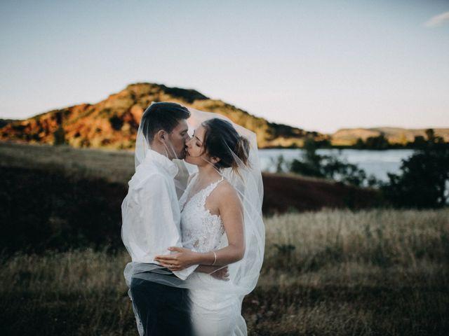 Le mariage de Nicolas et Aline à Rousson, Gard 75