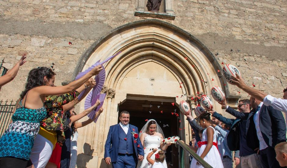 Le mariage de Aurélien et Anne Laure à Cazouls-lès-Béziers, Hérault