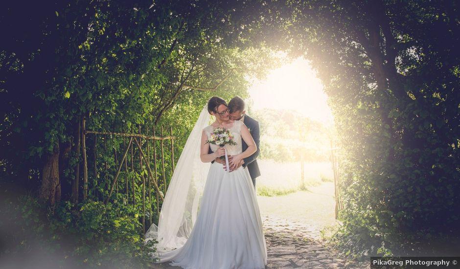 Le mariage de Romain et Amandine à Bailleul, Nord