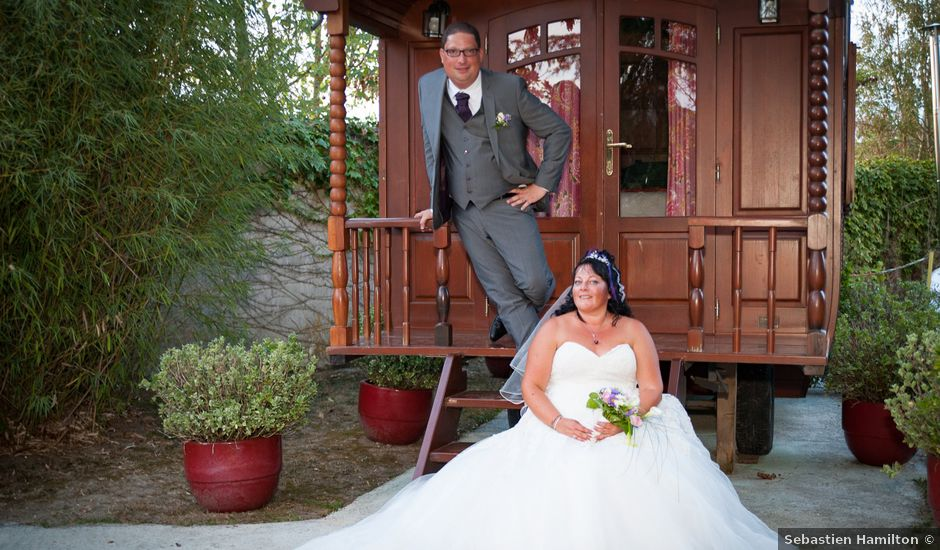 Le mariage de Alexandre et Stephanie à Ozoir-la-Ferrière, Seine-et-Marne
