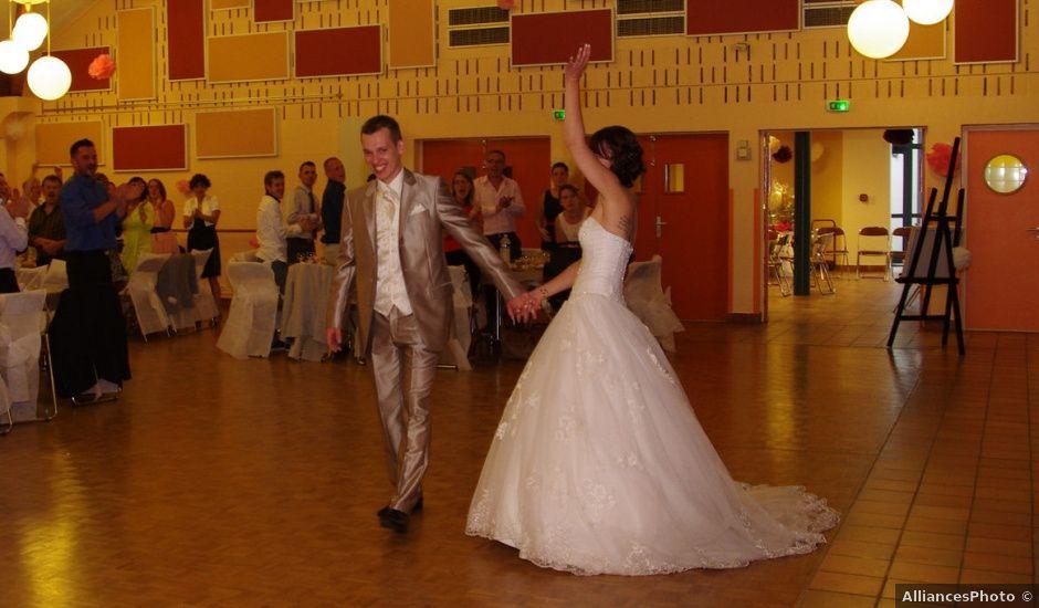 Le mariage de Maxime et Katy à Bourgthéroulde Infreville, Eure