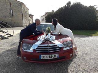 Le mariage de Christophe  et Stéphanie