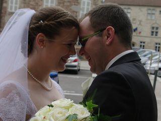 Le mariage de Benoît et Marie