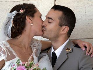 Le mariage de Claire et Frédérick