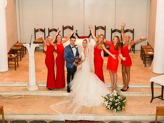 Le mariage de Julia et Anthony