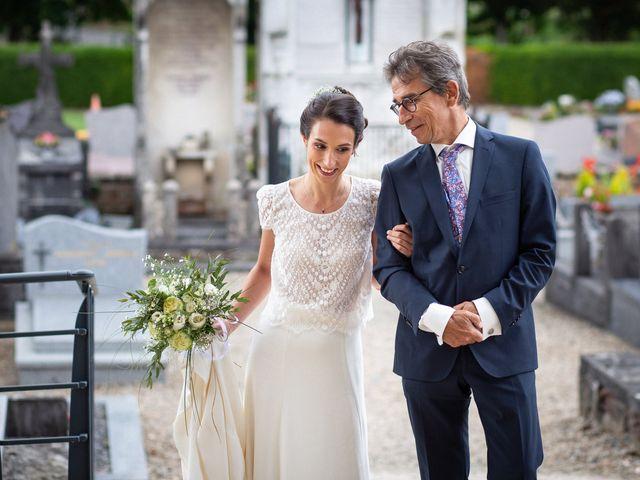 Le mariage de Yoann et Laureline à Amiens, Somme 16