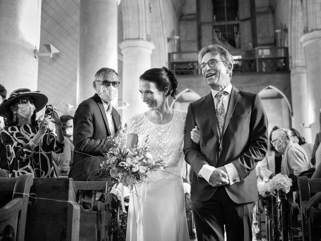Le mariage de Yoann et Laureline à Amiens, Somme 19