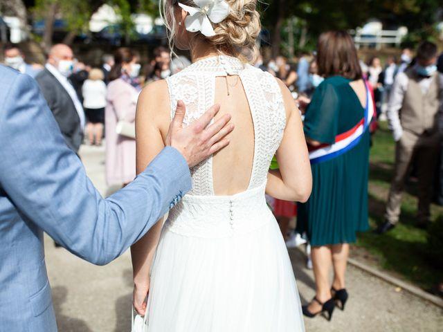 Le mariage de ¡Alex et Tiffanie à Bernay, Sarthe 1