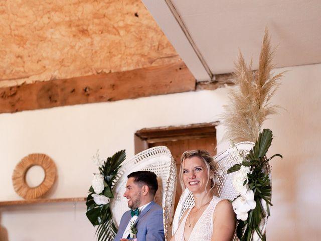Le mariage de ¡Alex et Tiffanie à Bernay, Sarthe 4