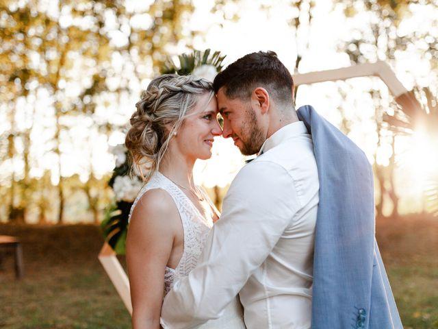 Le mariage de Tiffanie et ¡Alex