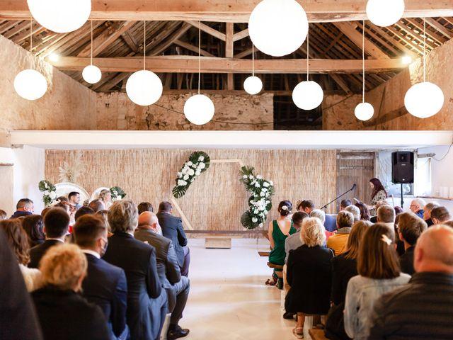 Le mariage de ¡Alex et Tiffanie à Bernay, Sarthe 17