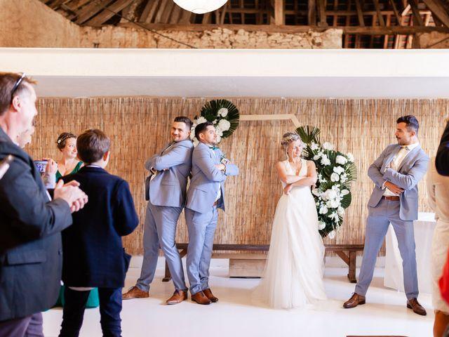 Le mariage de ¡Alex et Tiffanie à Bernay, Sarthe 20