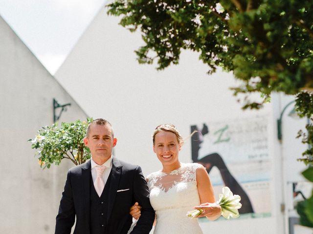 Le mariage de Guillaume et Elise à Guidel, Morbihan 5