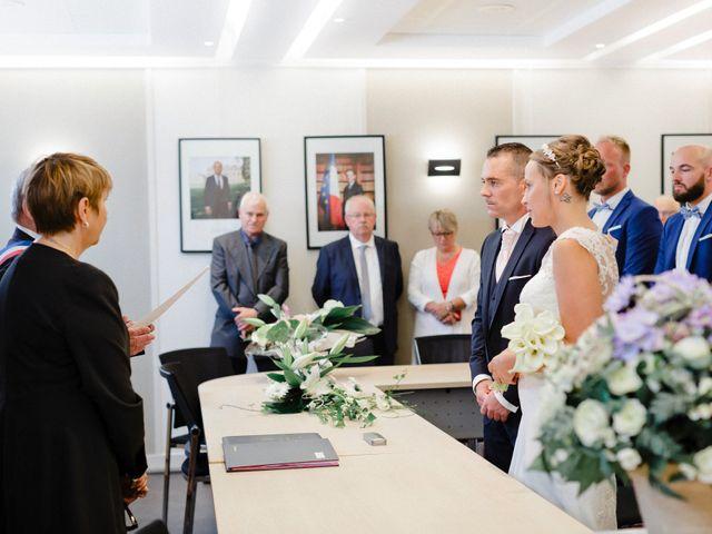 Le mariage de Guillaume et Elise à Guidel, Morbihan 2