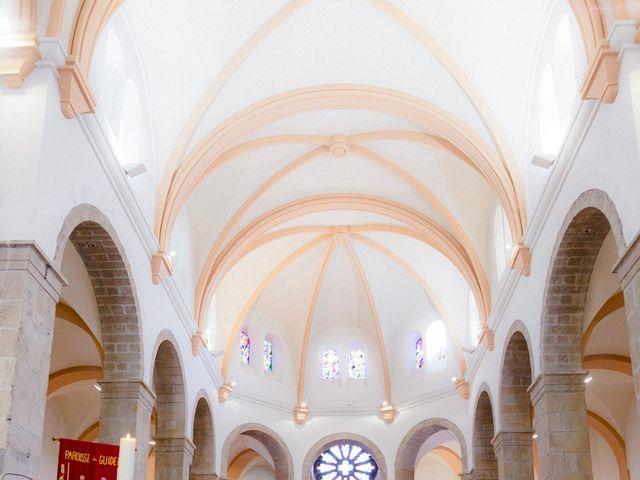 Le mariage de Guillaume et Elise à Guidel, Morbihan 9