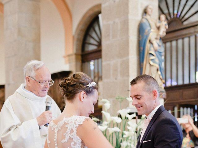 Le mariage de Guillaume et Elise à Guidel, Morbihan 15