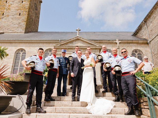 Le mariage de Guillaume et Elise à Guidel, Morbihan 24