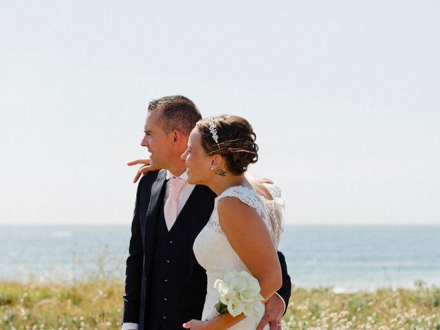 Le mariage de Guillaume et Elise à Guidel, Morbihan 25
