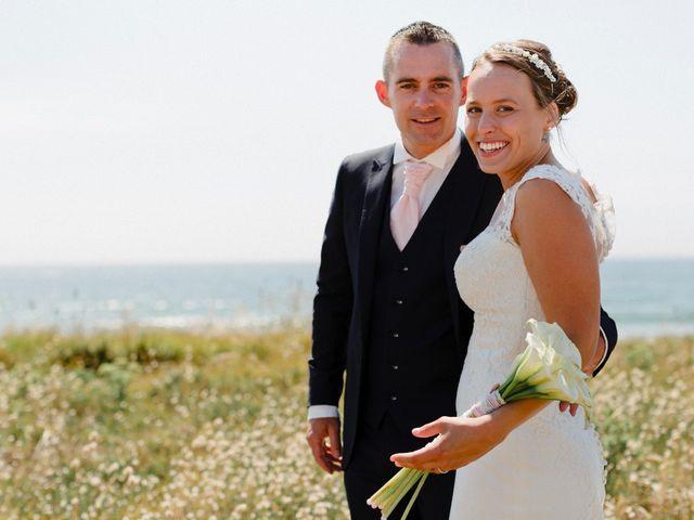 Le mariage de Guillaume et Elise à Guidel, Morbihan 26