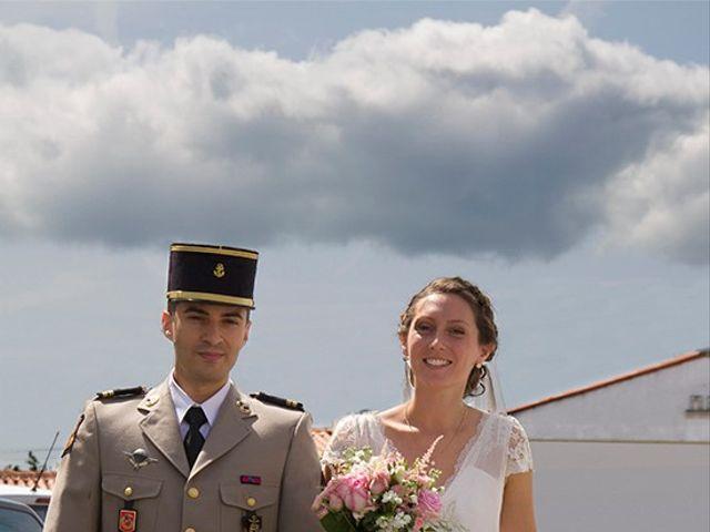 Le mariage de Frédérick et Claire à La Rochelle, Charente Maritime 5