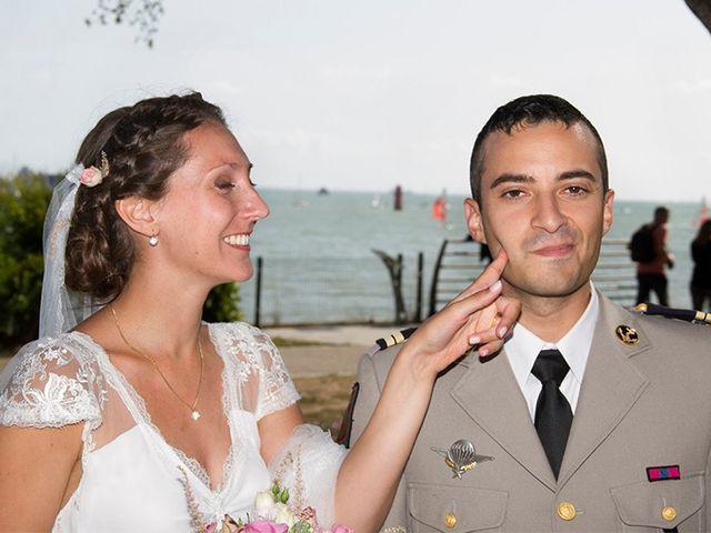 Le mariage de Frédérick et Claire à La Rochelle, Charente Maritime 12