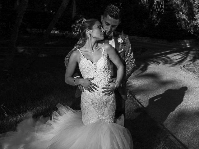 Le mariage de Anthony et Julia à La Garde, Var 10