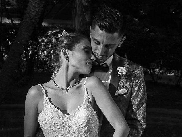 Le mariage de Anthony et Julia à La Garde, Var 11