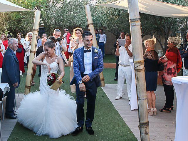 Le mariage de Anthony et Julia à La Garde, Var 12