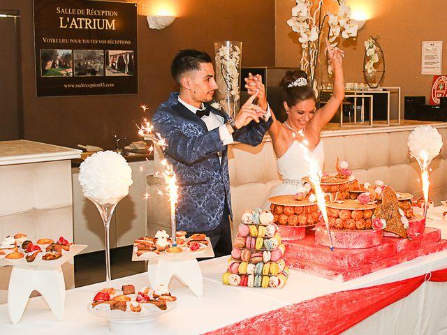 Le mariage de Anthony et Julia à La Garde, Var 22