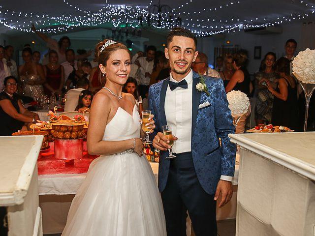 Le mariage de Anthony et Julia à La Garde, Var 23