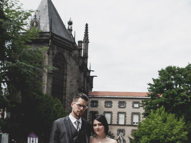 Le mariage de Morgane et Jérémie à Riom, Puy-de-Dôme 16