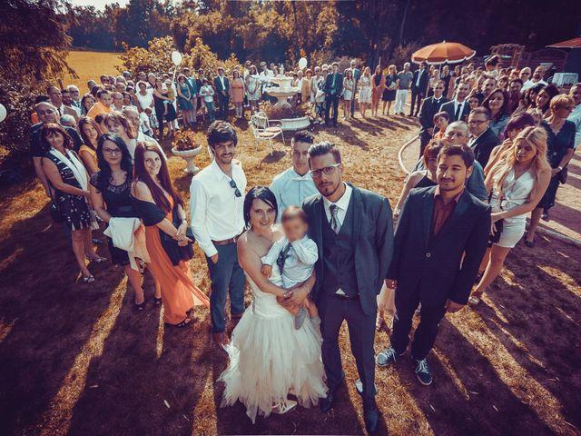 Le mariage de Morgane et Jérémie à Riom, Puy-de-Dôme 1